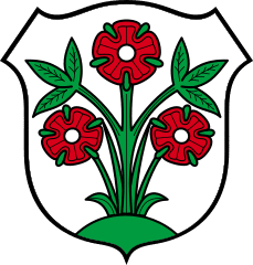 Wappen der Stadt Ober-Ramstadt