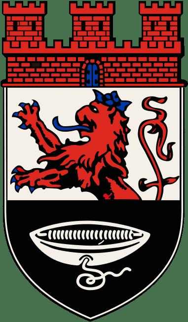 Wappen der Stadt Hückeswagen