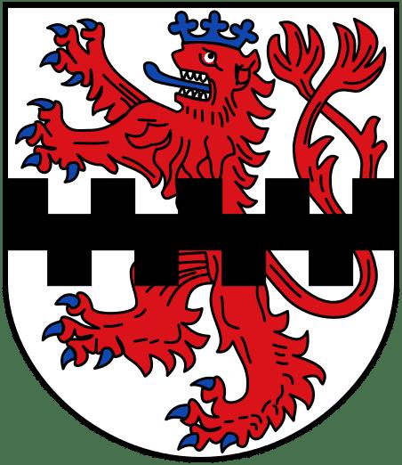 Wappen der Stadt Leverkusen
