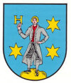 Wappen der Stadt Heßheim