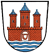 Wappen der Stadt Rendsburg