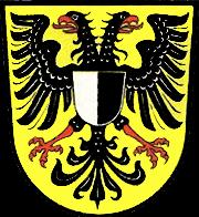 Wappen der Stadt Friedberg (Hessen)