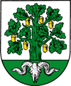 Wappen der Stadt Bergen