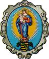 Wappen der Stadt Marienberg