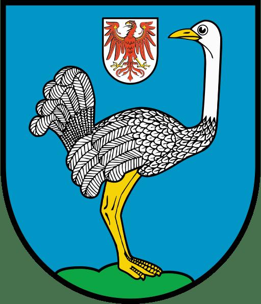 Wappen der Stadt Strausberg