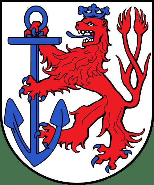 Wappen der Stadt Düsseldorf