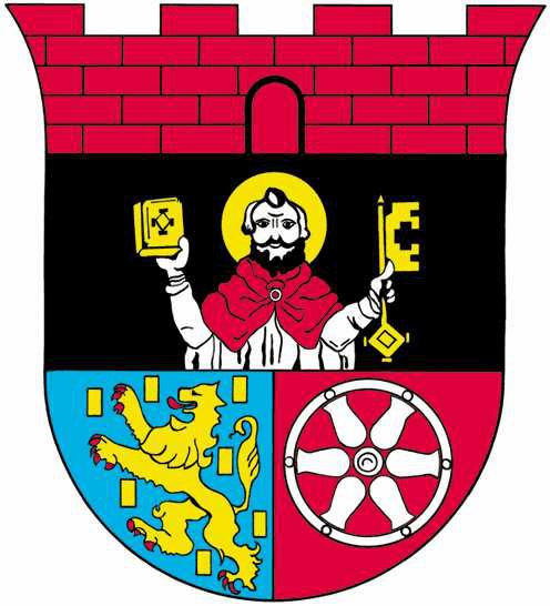 Wappen der Stadt Hofheim am Taunus