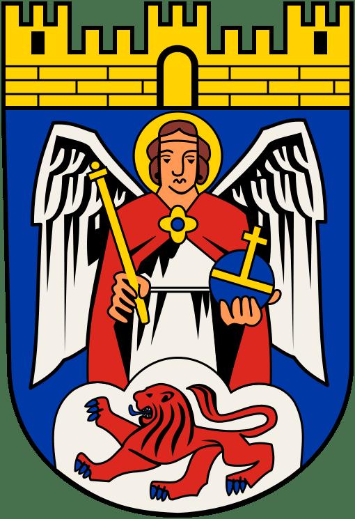 Wappen der Stadt Siegburg