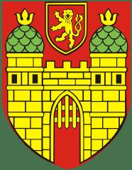 Wappen der Stadt Hachenburg