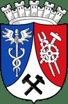 Wappen der Stadt Oberhausen