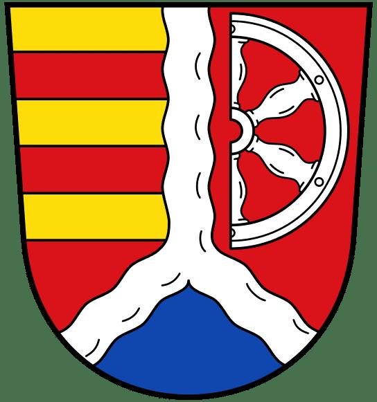 Wappen der Stadt Mainaschaff