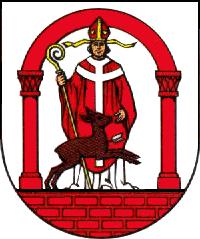 Wappen der Stadt Werdau