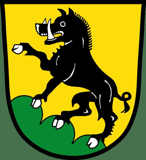 Wappen der Stadt Ebersberg