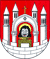 Wappen der Stadt Merseburg (Saale)