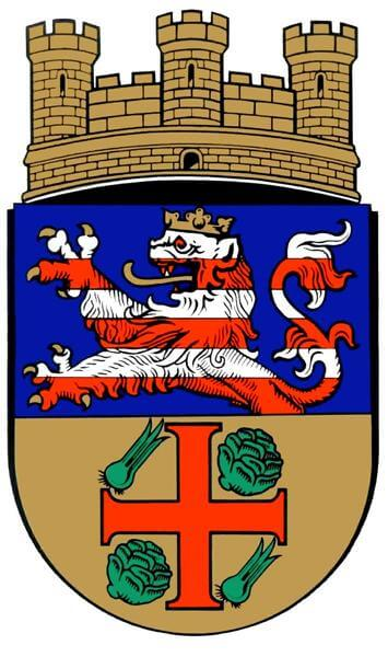 Wappen der Stadt Groß-Gerau