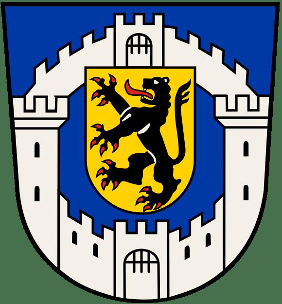 Wappen der Stadt Bergheim