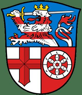 Wappen der Stadt Heppenheim (Bergstraße)