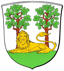 Wappen der Stadt Burgdorf