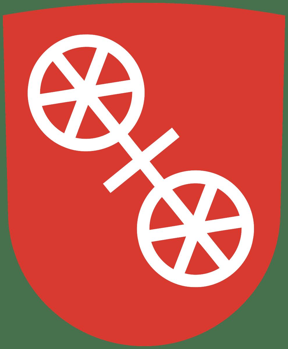 Wappen der Stadt Mainz