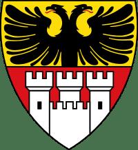 Wappen der Stadt Duisburg