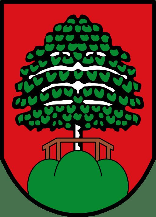 Wappen der Stadt Mainburg